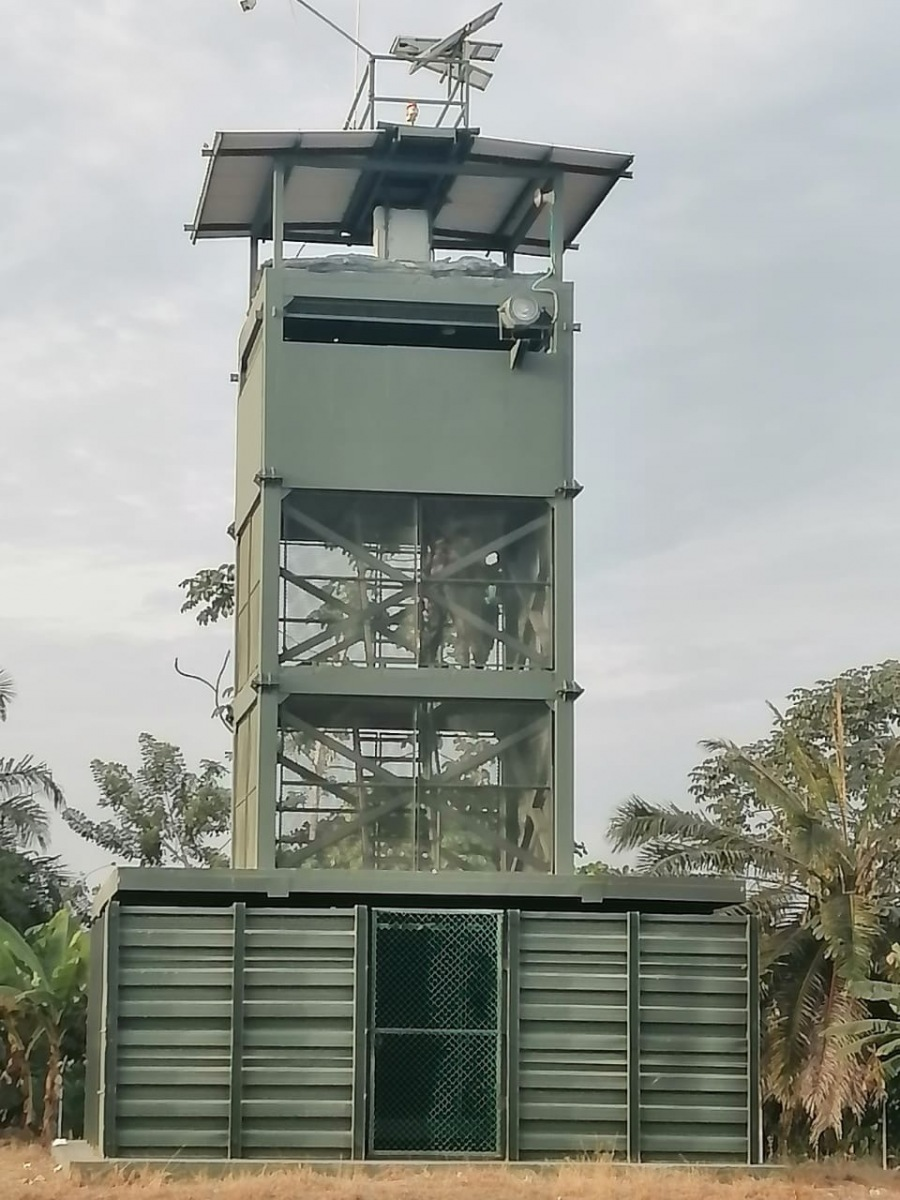 Falken-Industries-Security-Observation-Tower