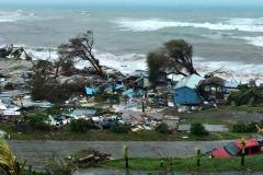USVI Storm Damage